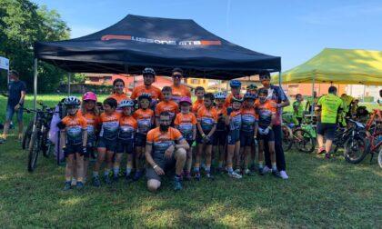 Piccoli ciclisti crescono... tante soddisfazioni per la Lissone Mtb alla terza tappa delle Orobie Cup Junior