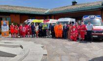 Cancro Primo Aiuto dona dispositivi di sanificazione per le ambulanze lombarde