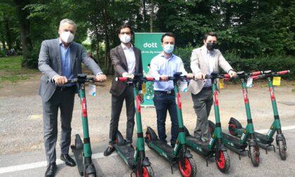 Presentati in anteprima a Monza i nuovi monopattini