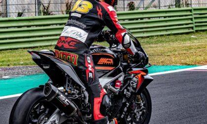 Secondo round della Coppa Italia 2021: sul podio due piloti del Motoclub Vimercate