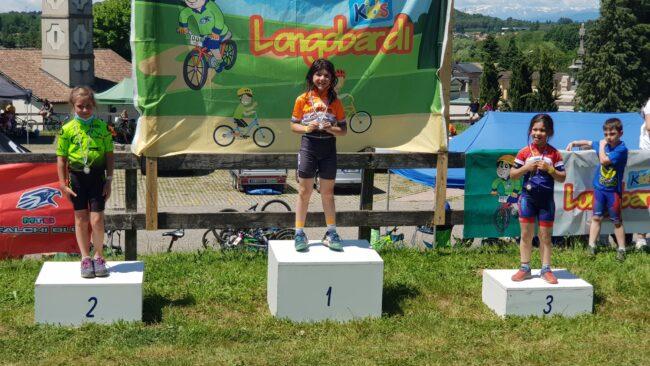 Lissone Mtb podio Ghisellini
