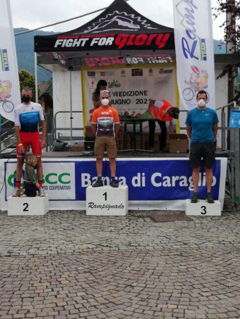 Lissone Mtb podio master