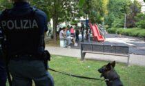 Droga, alcool e violenza. Blitz della Polizia a Monza