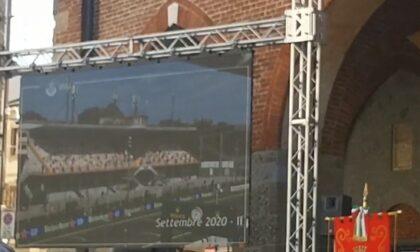 Monza, il video della rinascita per  San Giovanni