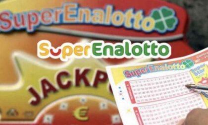 SuperEnalotto, vinti 15mila euro a Lentate