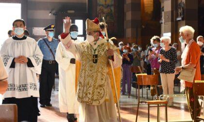 Agrate festeggia il beato Clemente Vismara con le parole del Papa