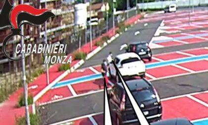 Frantumavano i vetri delle auto: beccati tre minorenni