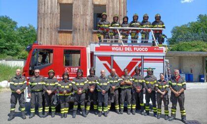 Hanno superato il corso di formazione: in Brianza ci sono 24 nuovi vigili del fuoco volontari