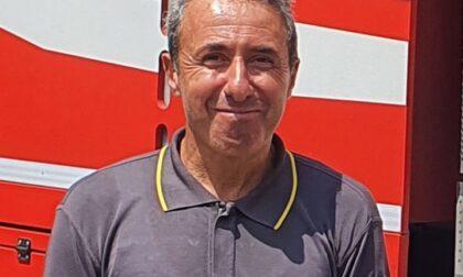 Dopo 41 anni di servizio il Capo Reparto Marco Arnese lascia i Vigili del fuoco
