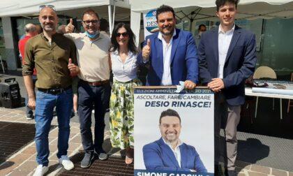 """""""Ascoltare, fare, cambiare"""": al via la campagna elettorale di Simone Gargiulo"""