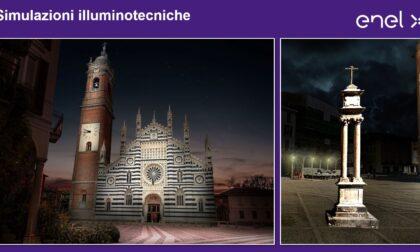 Piazza Duomo trova una nuova luce