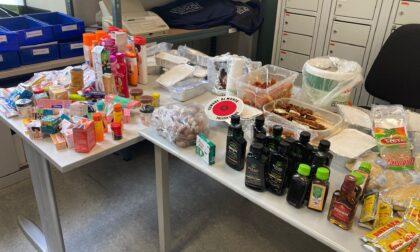 Fermate venditrici abusive: sequestrati alcolici e cibo