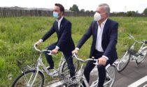 Cresce la mobilità dolce in città, presentata la ciclabile Fermi-Montesanto