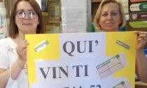 """SuperEnalotto, ad Albiate un """"5"""" da 23mila euro"""