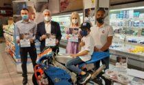 Il baby pilota scende in pista per la ricerca sull'osteosarcoma