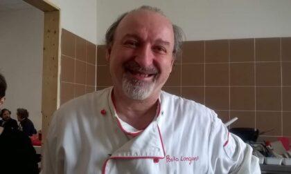 Addio al giornalista chef Longoni