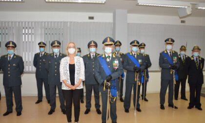 La Guardia di Finanza ha celebrato il 247esimo della sua fondazione