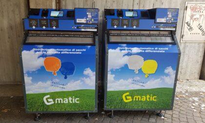 Nuovi distributori di sacchi per la raccolta rifiuti, al via l'ammodernamento da parte di Gelsia