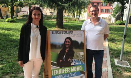 """Jennifer Moro candidata sindaca del centrosinistra per una """"Desio libera, coraggiosa, vicina a te"""""""