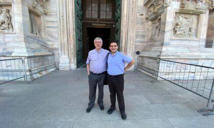 Arriva da Nibionno il nuovo sacerdote per Cesano Maderno