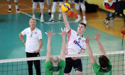 Vero Volley, un giovane talento dalla Croazia