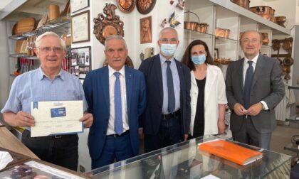 Apa Confartigianato fa tappa in tre aziende di Vimercate
