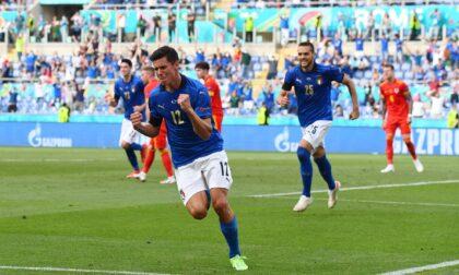 Pessina entra e l'Italia vince: si va ai quarti