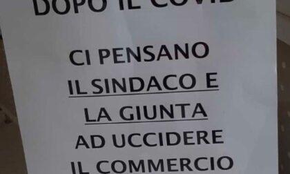 Raccolta firme contro la chiusura del centro di Brugherio alle auto