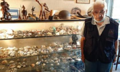"""""""Regalo la collezione di fossili alle scuole, era un grande desiderio di mia moglie"""""""