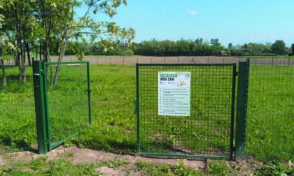 Pronta la nuova area cani a Vimercate: sarà aperta da domani