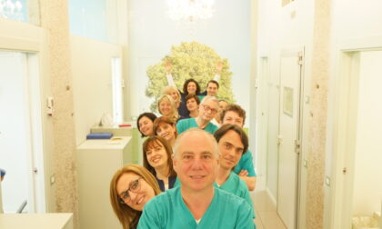 Ortodonzia trasparente agli Studi Mezzena, open day il 3 luglio