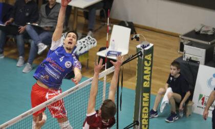 Il desiano Galliani in Superlega con il Vero Volley Monza