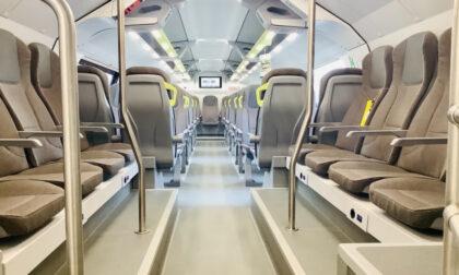 Sulla linea S8 Milano-Carnate-Lecco in servizio i nuovi Caravaggio