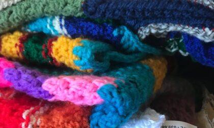 I pezzotti diventano coperte: domenica l'esposizione a Usmate