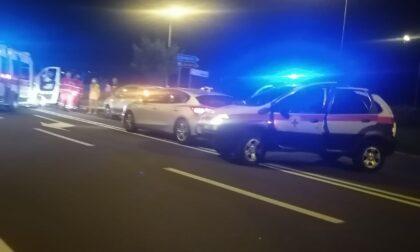 Schianto tra auto e moto a Lentate, muore 45enne