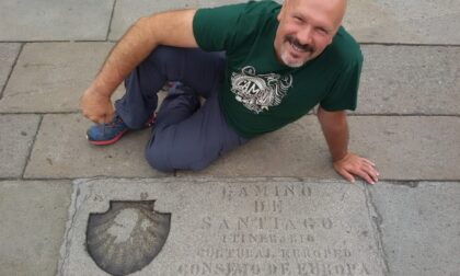 A piedi fino a Santiago de Compostela... partendo da Bellusco