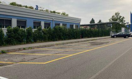 Nuovi parcheggi a servizio del centro Maria Letizia Verga