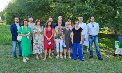 Arcore, il Pd presenta la squadra di candidati al Consiglio comunale