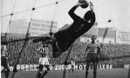 Carate piange Lino Nobili, portiere di Inter e Alessandria