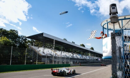 Carditello Reale, partenza dall'Autodromo di Monza