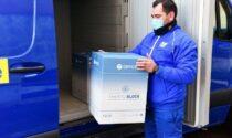 Vaccini, in consegna al San Gerardo e a Vimercate 8.000 dosi