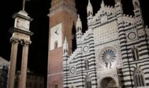 Accese le nuove luci sul Duomo di Monza