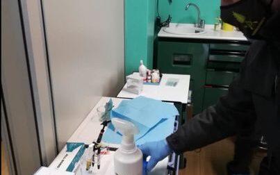 Scoperto studio dentista abusivo: sotto sequestro