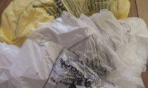 Finalmente a Monza arrivano i sacchi della spazzatura