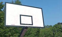 Fanno troppo rumore, rimossi i canestri del basket