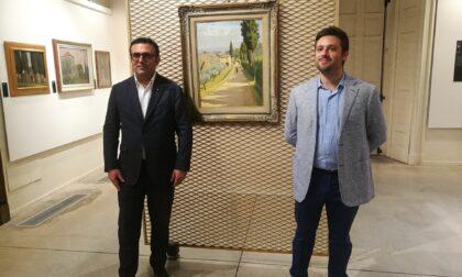 Ai Musei Civici fino al 29 agosto la mostra dell'artista monzese Pina Sacconaghi