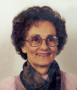 Anna Maria Montrasio ved. Tresoldi
