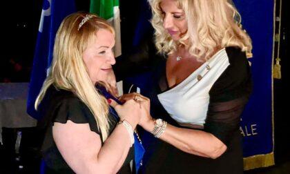 Il nuovo Presidente del Rotary Club Monza Villa Reale è Michela Locati