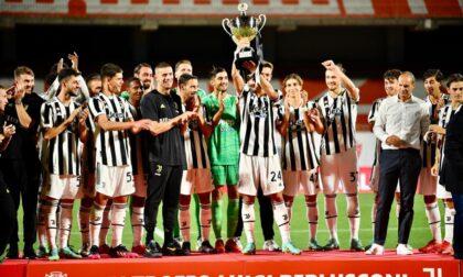 Monza-Juventus in diretta, ai bianconeri il 25° Trofeo Luigi Berlusconi