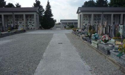 Ancora furti al cimitero di Giussano